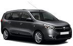 Dacia Lodgy, Alles inclusief aanbieding 7-zitter