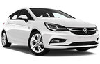 Group D - Opel Astra or similar, Excellent offer Mykonos-City