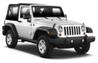 Jeep Wrangler 2D, Offerta buona Stati Uniti d'America