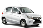 Suzuki Celerio, Cheapest offer Port Elizabeth Airport