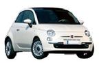 Fiat 500 1.2 aut. or similar, Gutes Angebot Flughafen Neapel