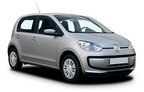 Volkswagen Up!, Oferta más barata Aeropuerto de Bruselas-National