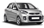 Group A - Kia Picanto or similar, Cheapest offer Africa